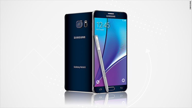 samsung new galaxy note 5