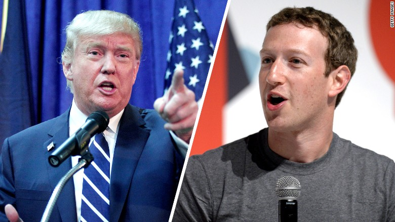 Thumbnail for Donald Trump calls out Mark Zuckerberg on immigration