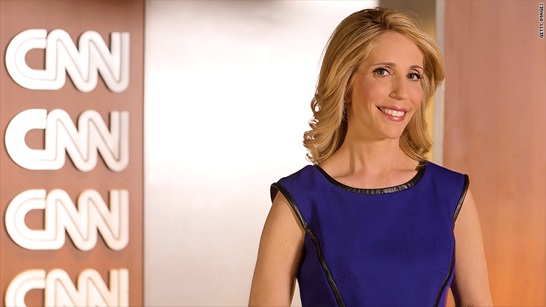 dana bash portrait