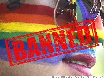 Gay Propaganda Banned 10 Things You Won T Find In