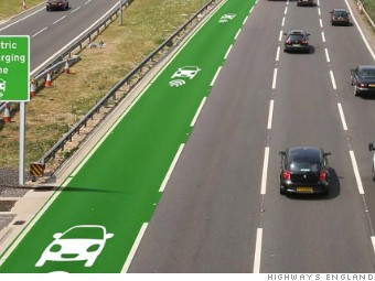 The System Would Include A Communication So That Roads Can Detect Car Is Coming And Start Process