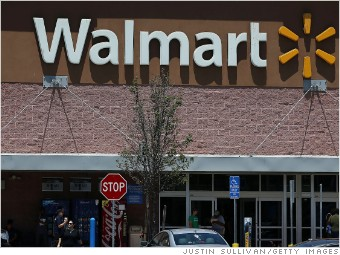 Walmart to lay off 450 employees at headquarters