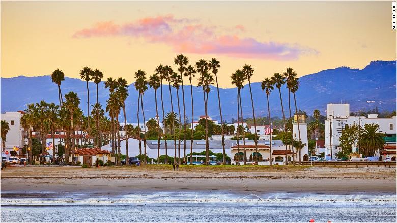 Santa Barbara, California l Visit the USA