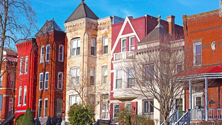 Washington D C 10 Cities With The Highest Rents Cnnmoney