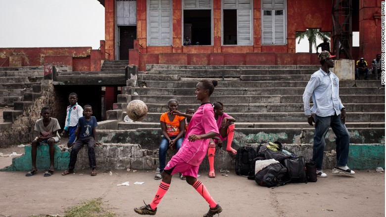 population DRC