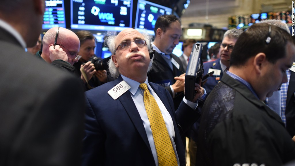Scared about stocks? Don't panic!
