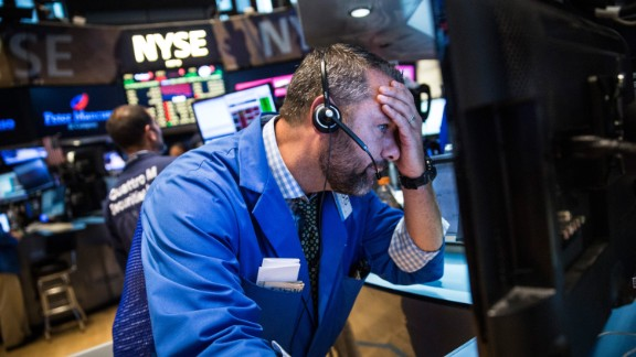 Dow plunges 531 points