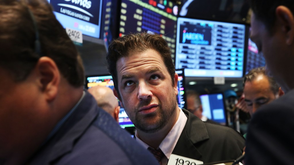 What the heck is going on with stocks?
