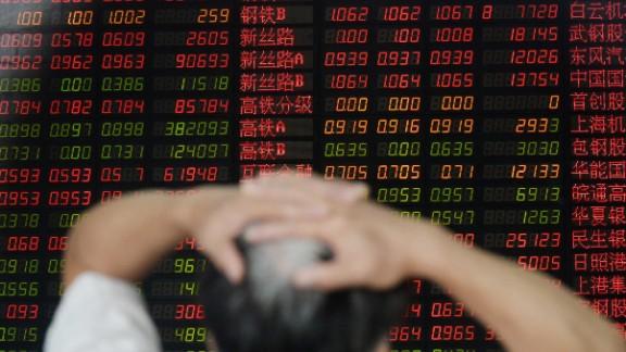 The CEO of China's fake Goldman Sachs isn't talking