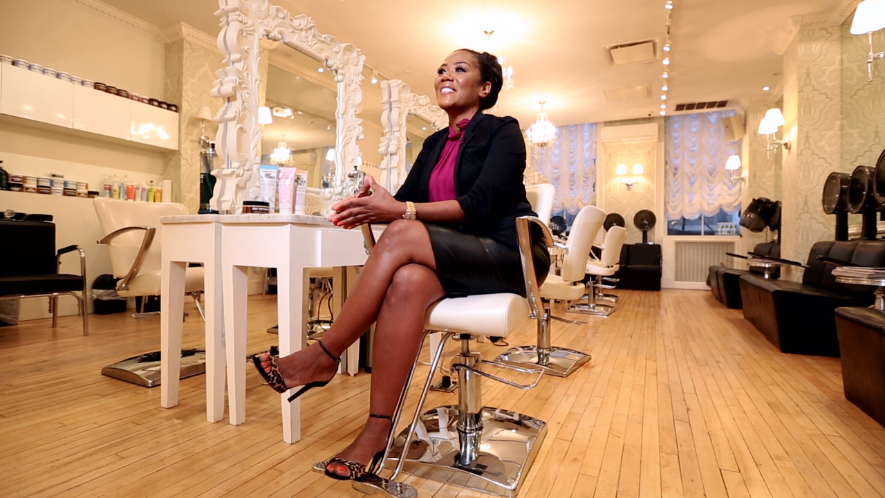 Meet The Money Makers Of The Natural Hair Movement Video