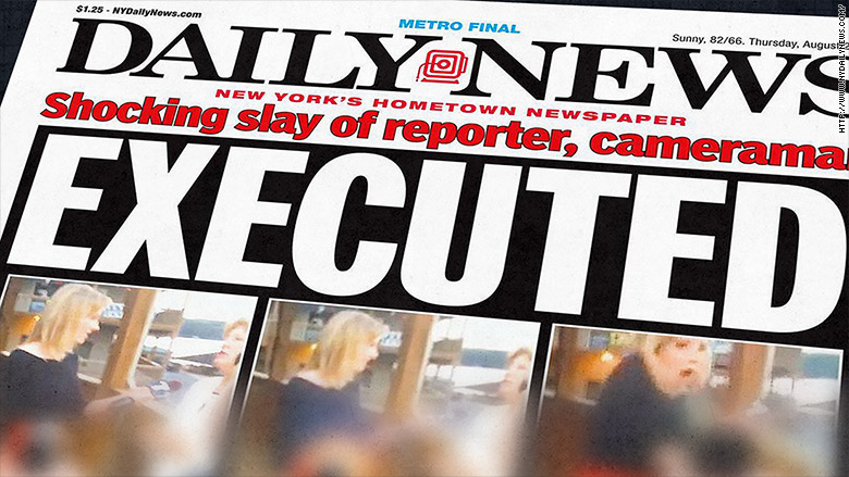 daily news shooting cover