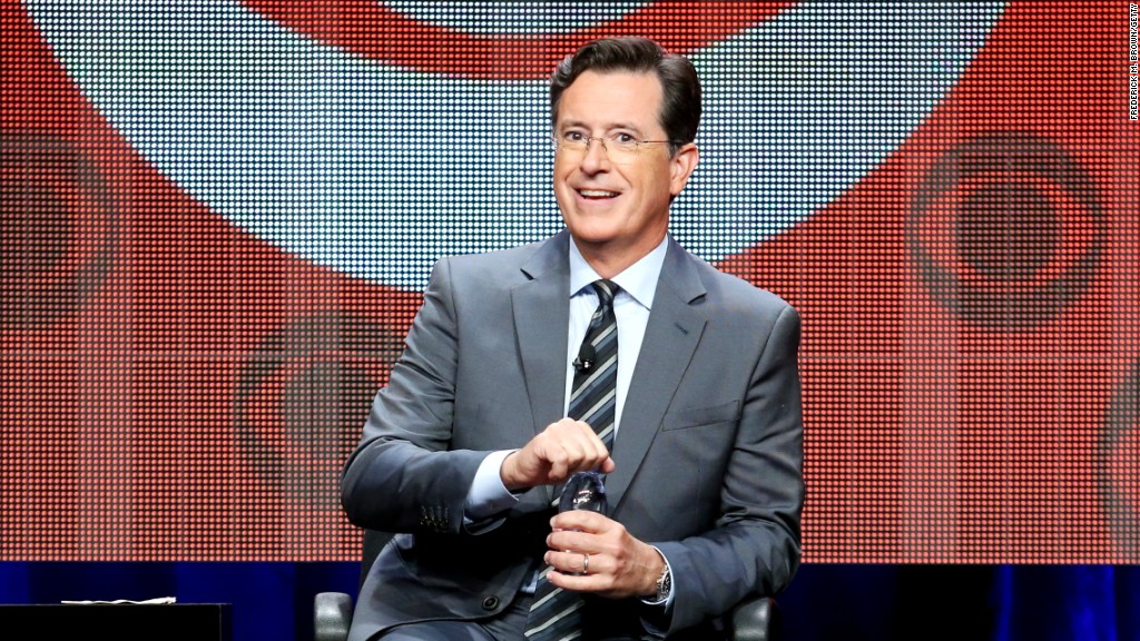 What's in store for Colbert's debut on 'Late Show'