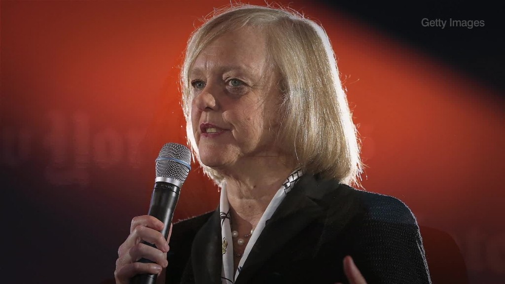 HP's Chief: CEO experience isn't enough to be President