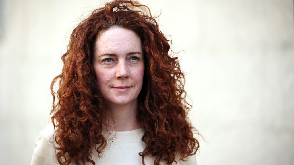 Rebekah Brooks returns to News Corp