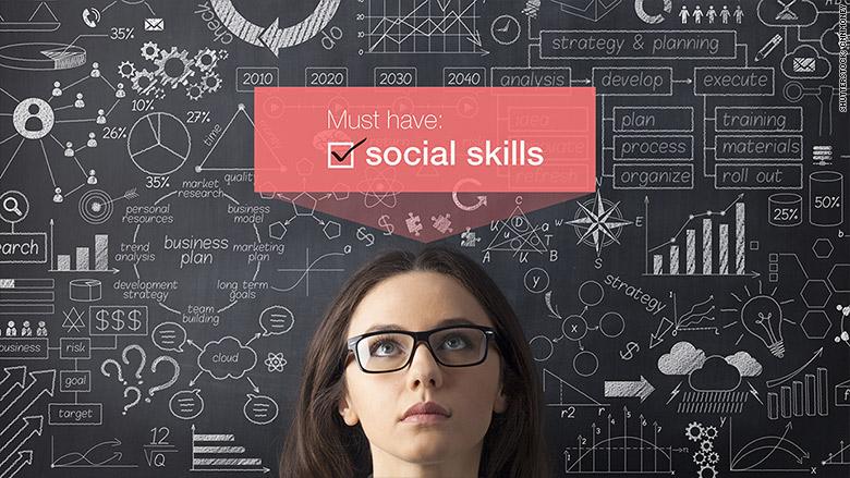 social skills trait