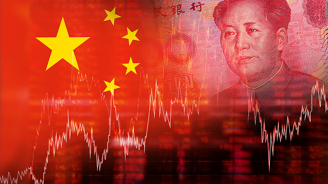 China stock market meltdown - CNNMoney