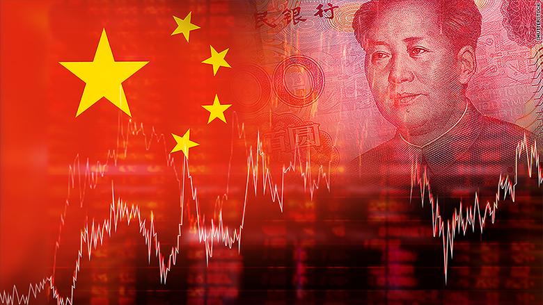 china scary threats