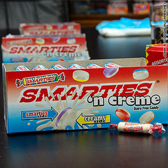 Remember Smarties? The retro candy is thriving