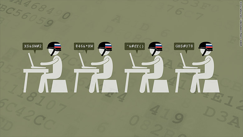 russian internet trolls