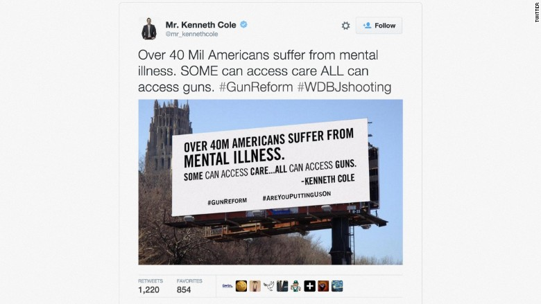 kenneth cole backlash billboard