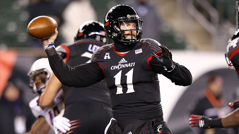 university of cincinnati football