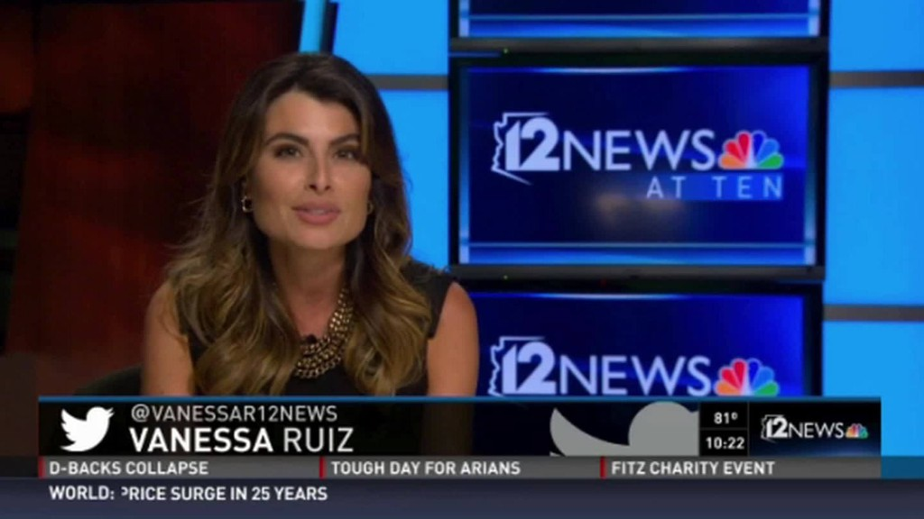 Bilingual anchor defends pronunciation
