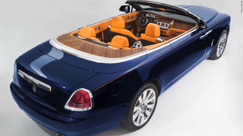 CEO: Rolls-Royce attracting younger customers