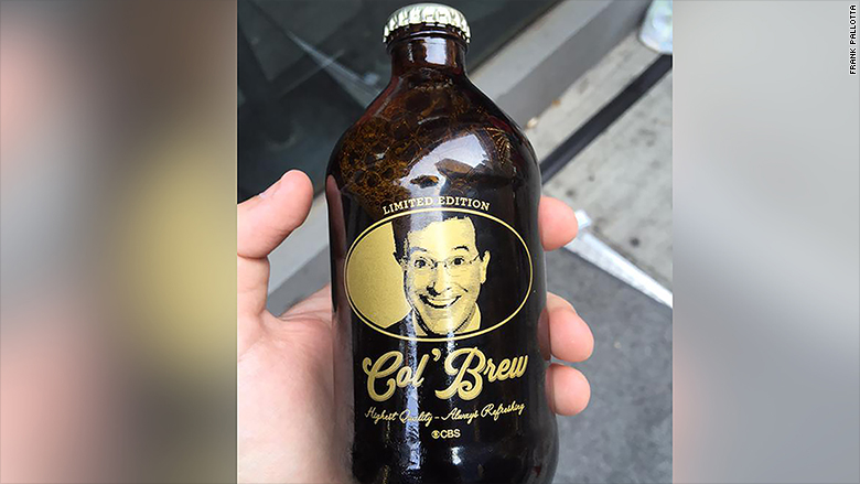 the late show brew