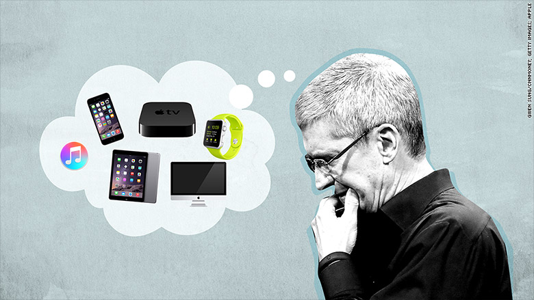 tim cook worries
