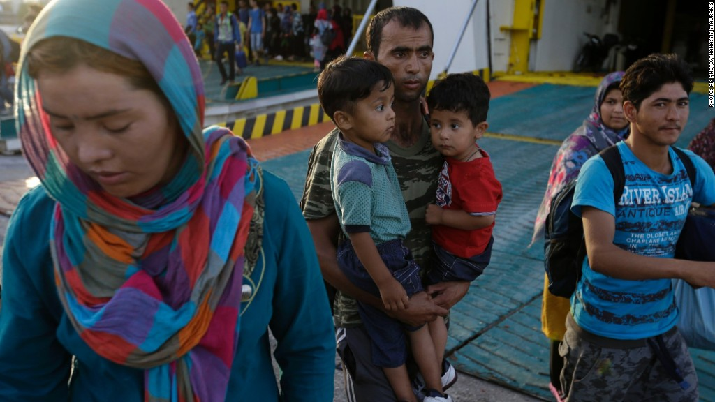 European countries urged to review migrant policies