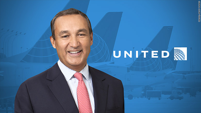 oscar munoz united ceo