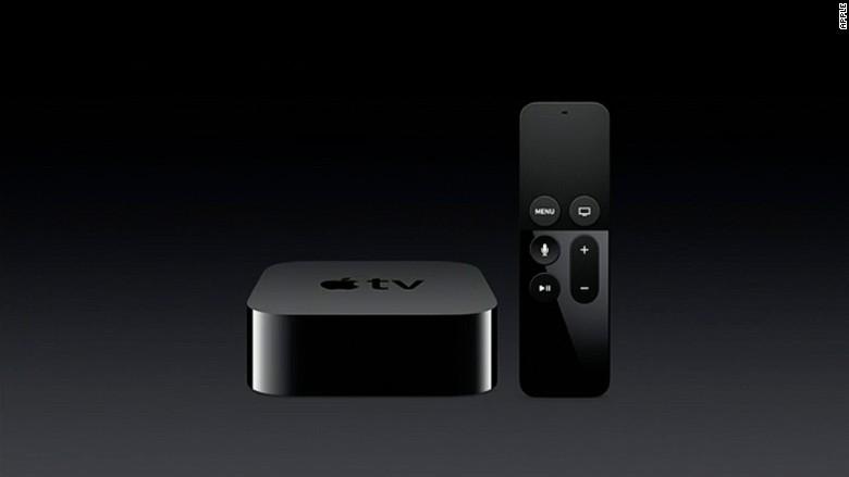 apple announcement apple tv