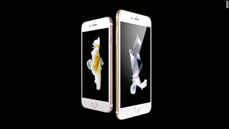 apple announcement iphone 6 6s