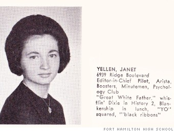 meet janet yellen the most powerful woman in the world meet janet yellen the most powerful
