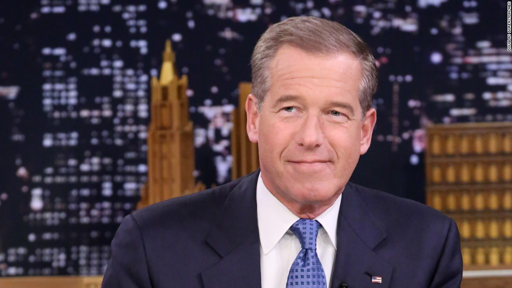 Brian Williams is back. Will the public forgive him?