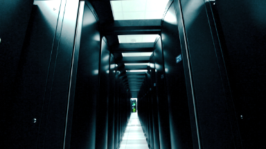 This is the country's most powerful supercomputer