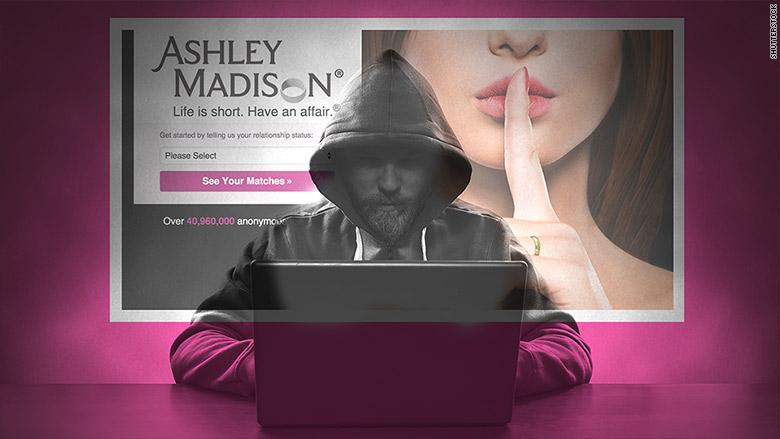 ashley madison hacker