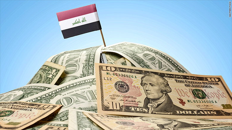 iraq bonds