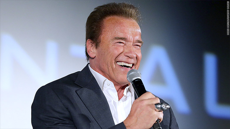 With Schwarzenegger as Host, 'Celebrity Apprentice' Lacks ...