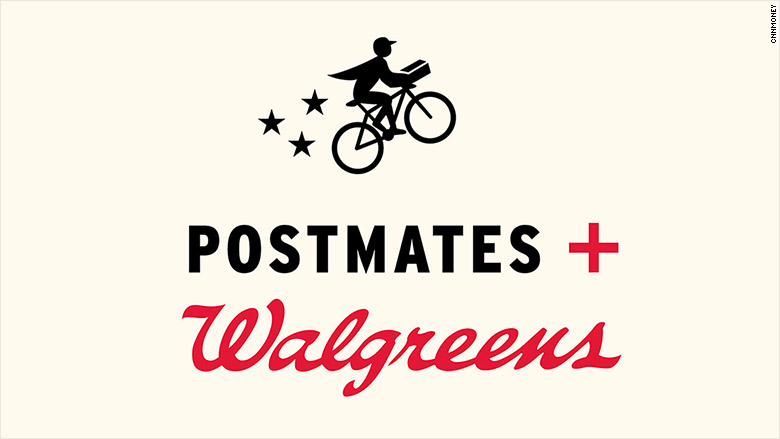 postmates wallgreens