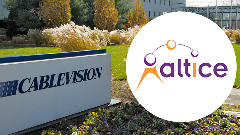 cablevision altice merger
