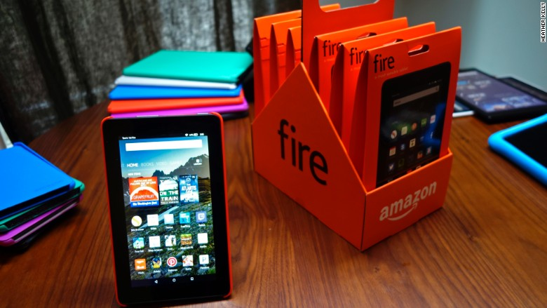Amazon Fire six pack