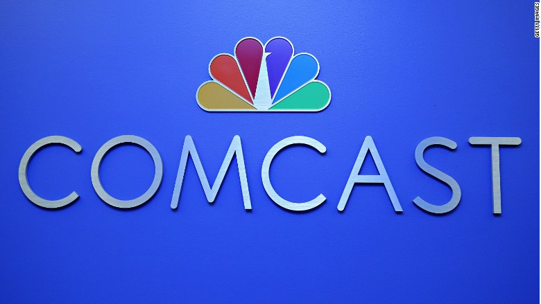comcast posted unlisted numbers