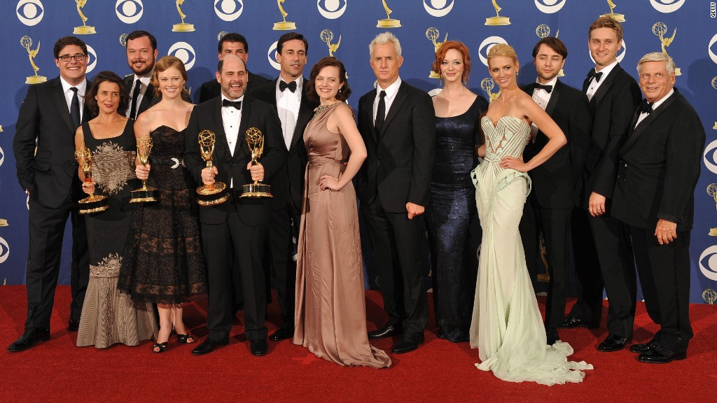 Digital is taking over the Emmys. Will that hurt 'Mad Men?'