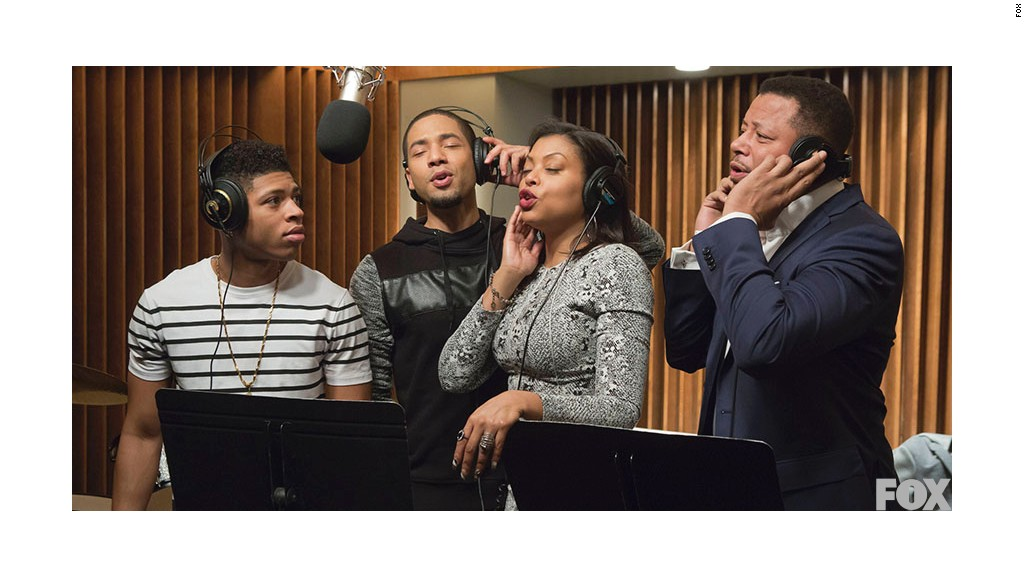 Brian Grazer: Expect more music from 'Empire' Season 2