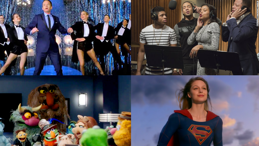 What you need to know about Supergirl, Muppets & Empire