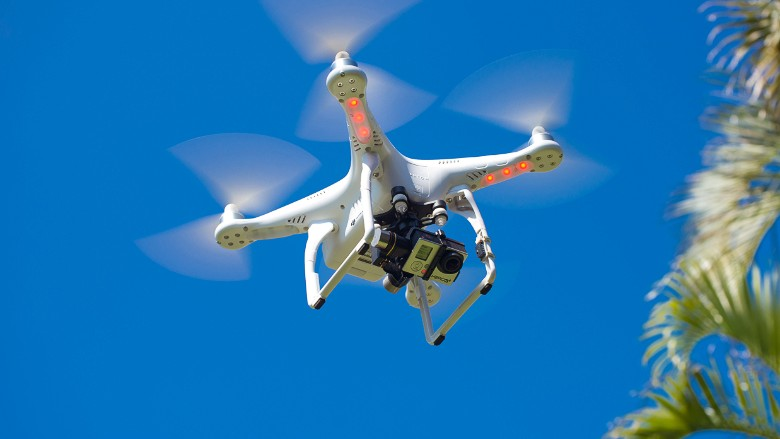 GoPro has crashed. Will drones rescue it?
