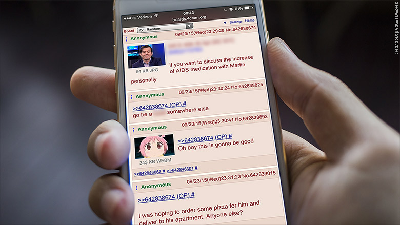 4chan martin shkreli