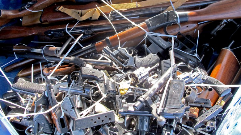 government guns tucson buyback