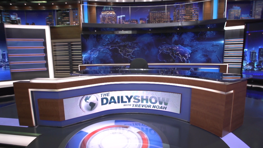 Trevor Noah talks new 'Daily Show'